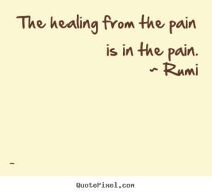 rumi healing