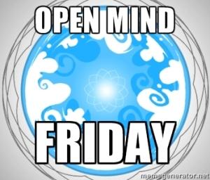 open mind friday