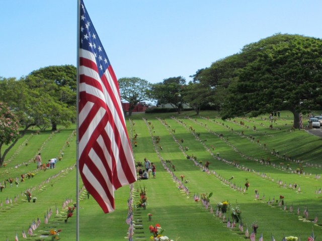 Punch bowl cemetery